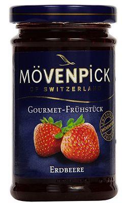 8er Pack Mövenpick Gourmet Frühstück Erdbeer (8 x 250 g) ab 10,75€ (statt 18€)