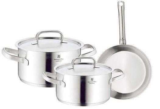 MF 0720136030 Gourmet Plus   3 teiliges Topf u. Pfannenset statt 224€ für 129€