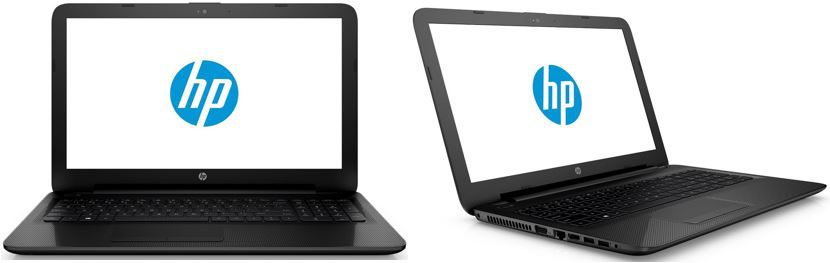 HP 15 ac126ng (W0Y67EA)   15,6 Zoll Full HD Notebook mit 8GB, 1TB für 289€