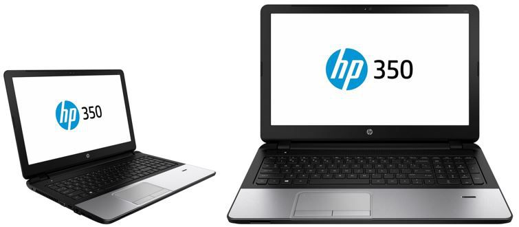 HP 350 G2 HP 350 G2 P5T11ES   15,6 Notebook mit i5 4GB  + Office 365 für 333€ + mehr gute PC Angebote