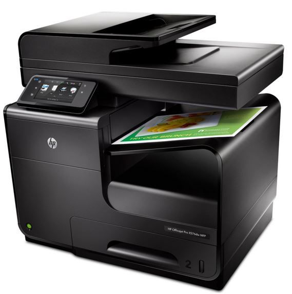 HP Officejet Pro X576dw   eAll in One Tintenstrahl Multifunktionsdrucker für 369€