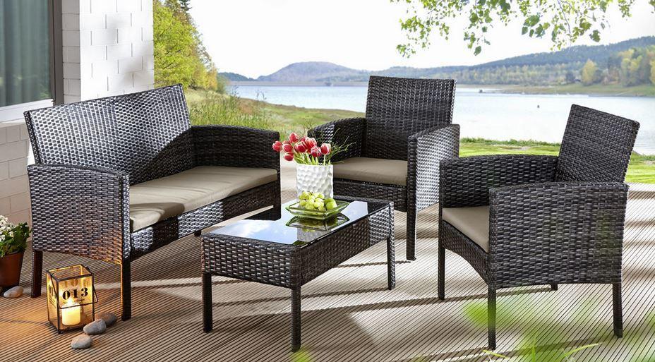 Hartman Newport Hartman Newport   Garten Lounge Sitzgruppe für nur 132,15€