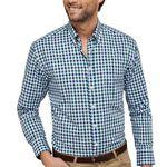 Schiesser Herren Langarm-Hemden für je 20,95€ + 20% Extra-Rabatt bei 3 Hemden