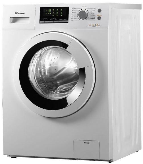 Hisense WFU6012 Hisense WFU 6012WE Slim   6Kg Waschmaschine für 199,90€