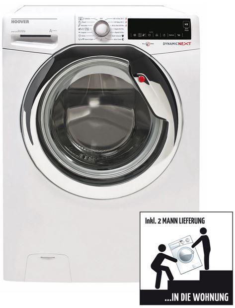 Hoover DXA59 AH Hoover DXA59 AH DynamicNext   9kg Waschmaschine mit 1.500U/min für 319,90€ (statt 428€)