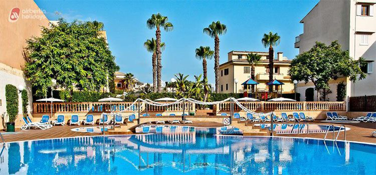 Hotel BQ Can Picafort tease 7 Tage Mallorca inkl. 4*Hotel mit Flug, Transfer & Halbpension ab 386€ p.P.
