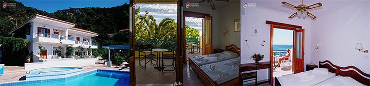 Hotel Golden Sand Marathokampos zimmer 1 Woche Samos im 3* Hotel inkl. Frühstück, Flug & Transfer ab 298€ p.P.