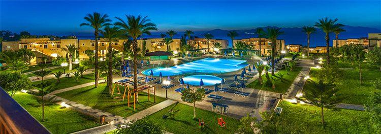 Hotel Horizon Beach aussen 7 Tage auf der Insel Kos im 4* Hotel direkt am Strand + Flug, Transfer & Halbpension ab 609€