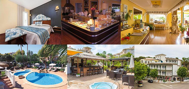 Hotel Mayurca details 7 Tage Mallorca im 4* Hotel + Flug, Transfer und Frühstück ab 341€ p.P.