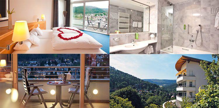 ÜN im 4,5* Hotel Schwarzwald Panorama inkl. Frühstück & Dinner ab 79,50€ p.P.