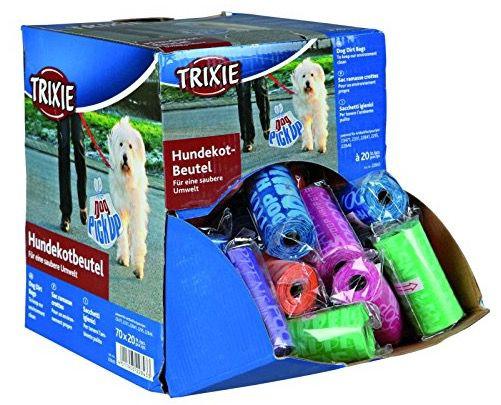 Hundekotbeutel Fehler? Trixie Hundekotbeutel (1.400 Stück!) ab 11,70€ (statt 44€)