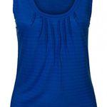 JOOP Damen Bluse Blau für 4,99€ (statt 14€)