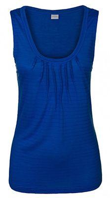 JOOP Damen Bluse JOOP Damen Bluse Blau für 4,99€ (statt 14€)
