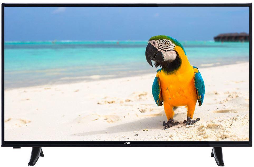 JVC LT 40VT50G   einfacher 40Zoll TV mit triple Tuner für 249,99€