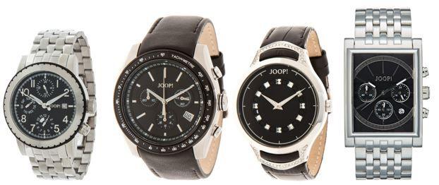 Joop Schmuck und Uhren günstig   dank bis zu 73% Rabatt