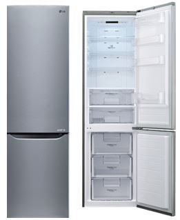 Kühlgefrierkombination LG GBB 530 BLCFS    343l Kühlgefrierkombination für 499€