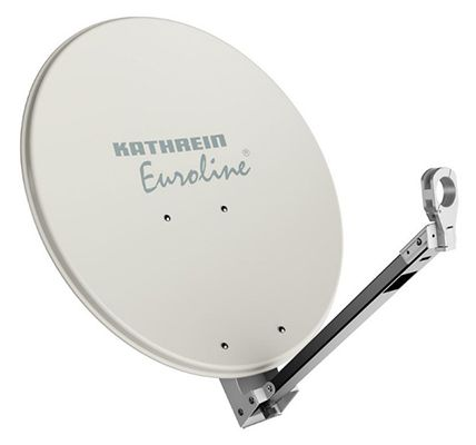 Kathrein KEA 650/W Euroline 65cm Satellitenschüssel für 15,98€ (statt 45€)