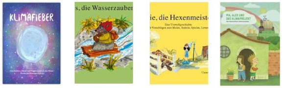 verschiedene Kinderbücher gratis