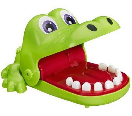 Hasbro Kroko Doc – Spiel für Erwachsene und Kinder für 12,99€ (statt 19€) – Prime