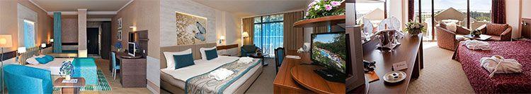 7 Tage im 4* Hotel an Bulgariens Goldstrand mit Flug & All Inclusive ab 379€ p.P.