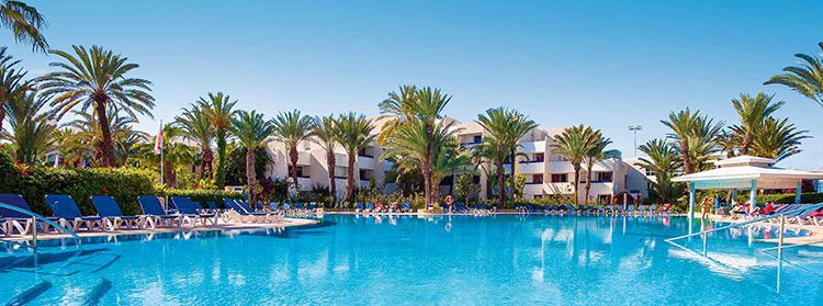 LABRANDA Les Dunes tease 7 Tage Marokko im 4.5* All Inclusive Hotel, Flug & Transfer für ab 349€ p.P.