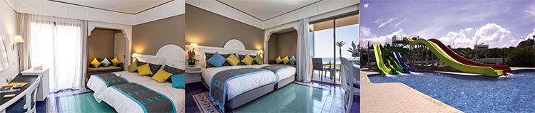 LABRANDA Les Dunes zimmer 7 Tage Marokko im 4.5* All Inclusive Hotel, Flug & Transfer für ab 349€ p.P.