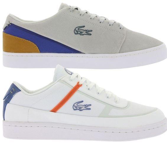 LACOSTE Court LegacyLine LACOSTE Court LegacyLine   Herren Sneaker für 42,99€ (statt 70€)