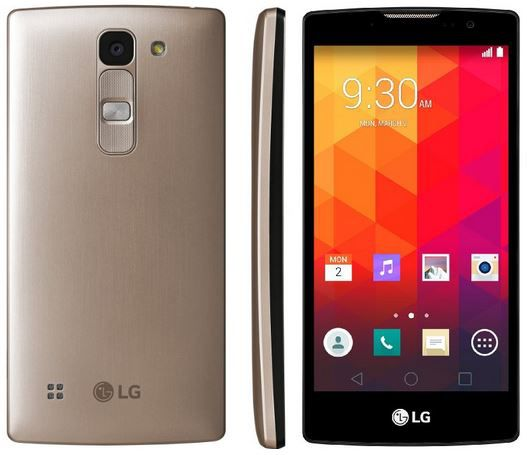LG SPIRIT   Android 5 Smartphone mit 8 GB in gold statt 118€ für 66€