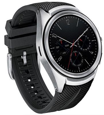 LG Watch Urbane 2nd LG Watch Urbane 2nd Generation Smartwatch für 349€ (statt 390€)