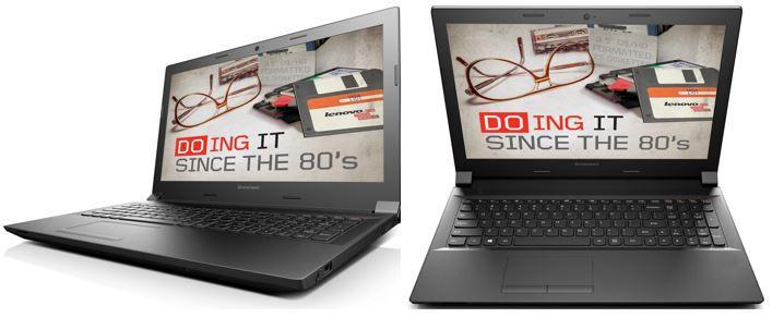 Lenovo B50 80   15,6 Zoll Notebook + Win 10 & Office für 299€ (statt 350€)