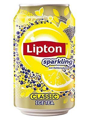 Lipton Ice Tea Sparkling Classic 24er Pack Lipton Ice Tea Sparkling Classic ab 11,28€ (statt 19€)
