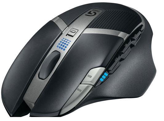 Logitech G602 Wireless Gaming Maus für 48€ (statt 58€)