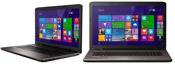 MEDION AKOYA E7416T   17 Zoll Notebook mit i5 und 1 TB SSHD für 399,99€