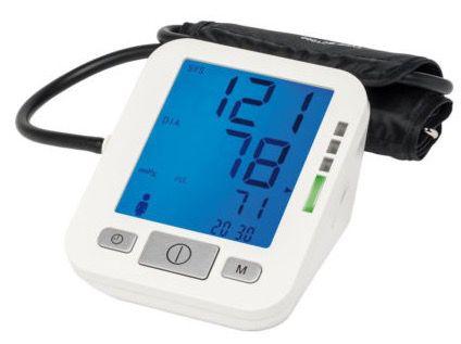 MEDION MD 15469 Medion Blutdruckmessgerät mit LCD Display für 19,99€ (statt 30€)