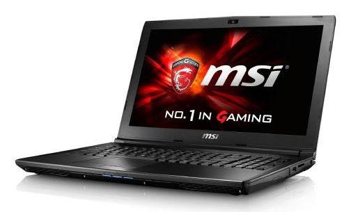 MSI GL62 6QDi581 MSI GL62 6QDi581 Gaming Notebook für 704€ (statt 865€)