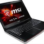 MSI GP62-2QEi585FD Gaming Notebook für 599€ (statt 649€)