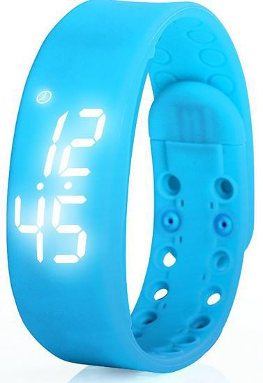 Maxx World Vitalmaxx LED Fitness Armband für 19,99€