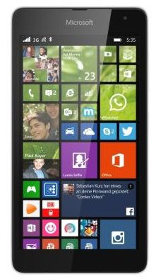 Microsoft Lumia 535 8GB für 47,95€ (statt 79€)   Demoware!