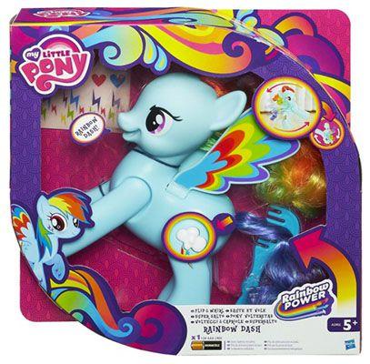 My Little Pony Super Salto Rainbow Dash ab 12,99€ (statt 20€)