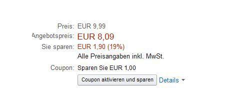 Clauss Maniküre Set   10 teilig mit Leder Etui ab nur 7,09€