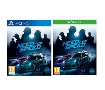 Need for Speed 2015 für PlayStation 4 oder XBox one je nur 25€