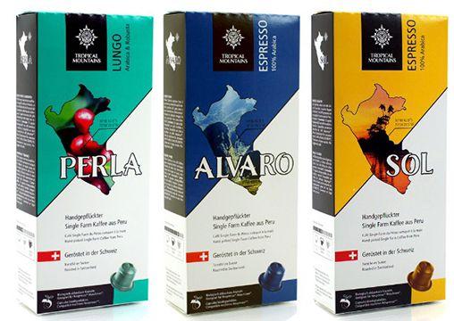 Nespresso kompatible Kapseln 50 Nespresso kompatible Kapseln für 9,95€   biologisch abbaubar!