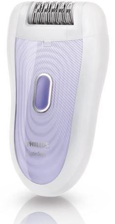 PHILIPS Epilierer HP6516/00 SatinSoft Haarentferner 18,90€