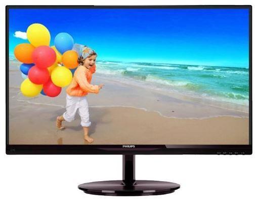Philips E Line 234E5QDAB Philips E Line 234E5QDAB   23 Zoll IPS FullHD Monitor statt 180€ ab 117,71€