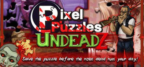Pixel Puzzles: UndeadZ (Steam Key, Sammelkarten) gratis