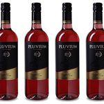 6 Flaschen Pluvium Premium Selection – Bobal Grenache Rosé Wein für 22,89€