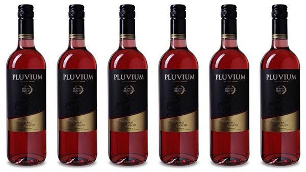 6 Flaschen Pluvium Premium Selection   Bobal Grenache Rosé Wein für 22,89€