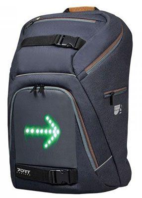 Port Designs GO LED Notebook Rucksack + LED Signalanzeige für 69€ (statt 104€)