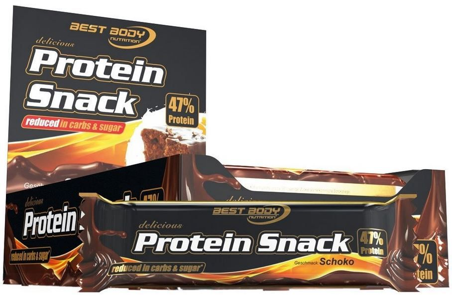 Best Body Nutrition Protein Snack statt 26€ ab nur 7,80€