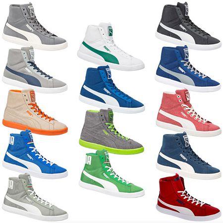 Puma Archive Lite Mid Puma Archive Lite Mid Sneaker für je 28,99€ (statt 45€)